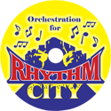 Rhythm City Orchestration CD